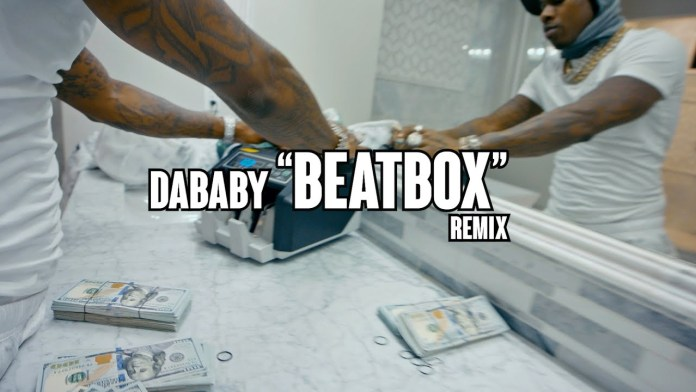 DaBaby Beatbox Remix Video mp4 download
