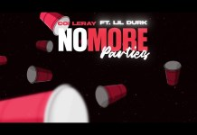 Coi Leray ft Lil Durk No More Parties Video mp4 download
