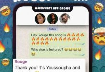 Rouge ft Sarkodie Youssoupha WAG mp3 download