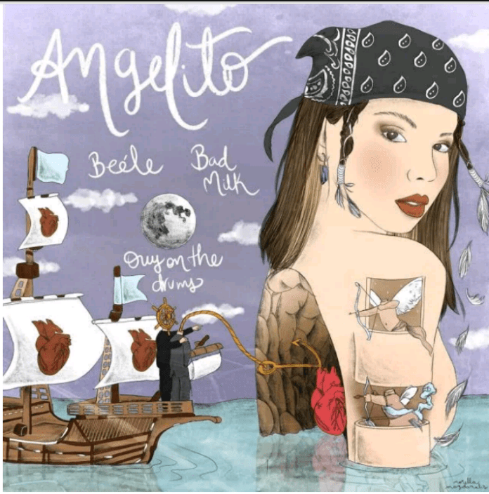 Ovy On The Drums Ft Beele Bad Milk Angelito mp3 download