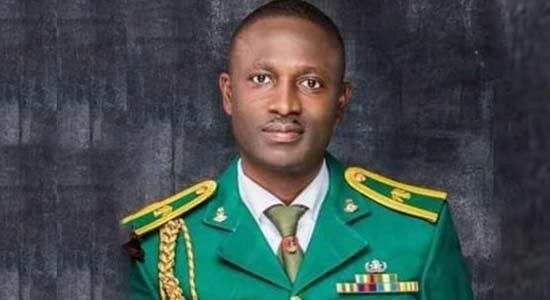 Troops rescue Senior Officer, Major abducted during bandits attack on NDA