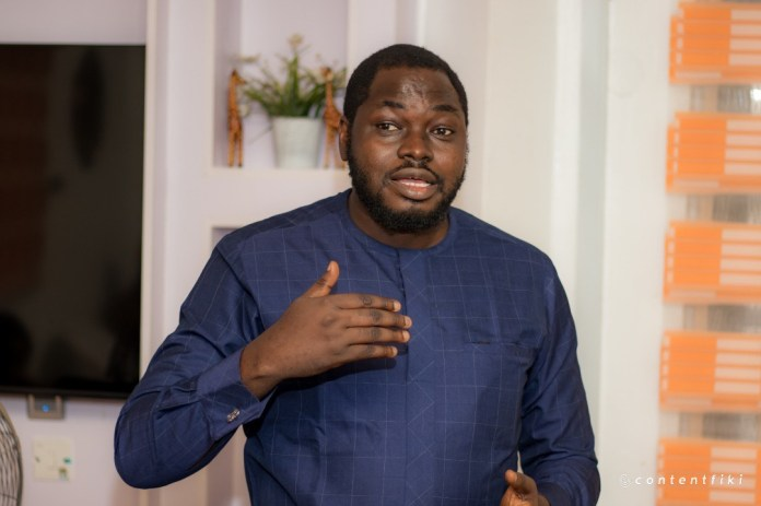 I have consistently trained thousands of young graduates on technical and soft skills over the years; An average of 100 people per month - Ekundayo Ayeni