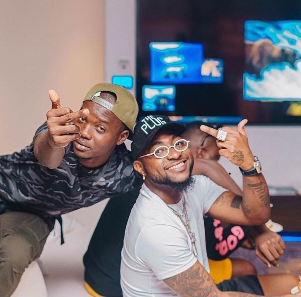 Davido breaks silence over death of his photographer, Fortune