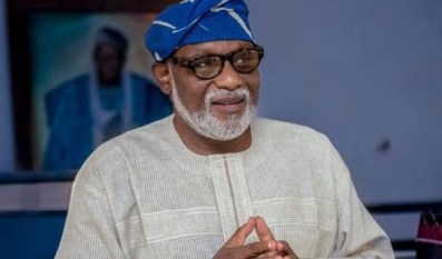 Governor of Ondo State, Rotimi Akeredolu