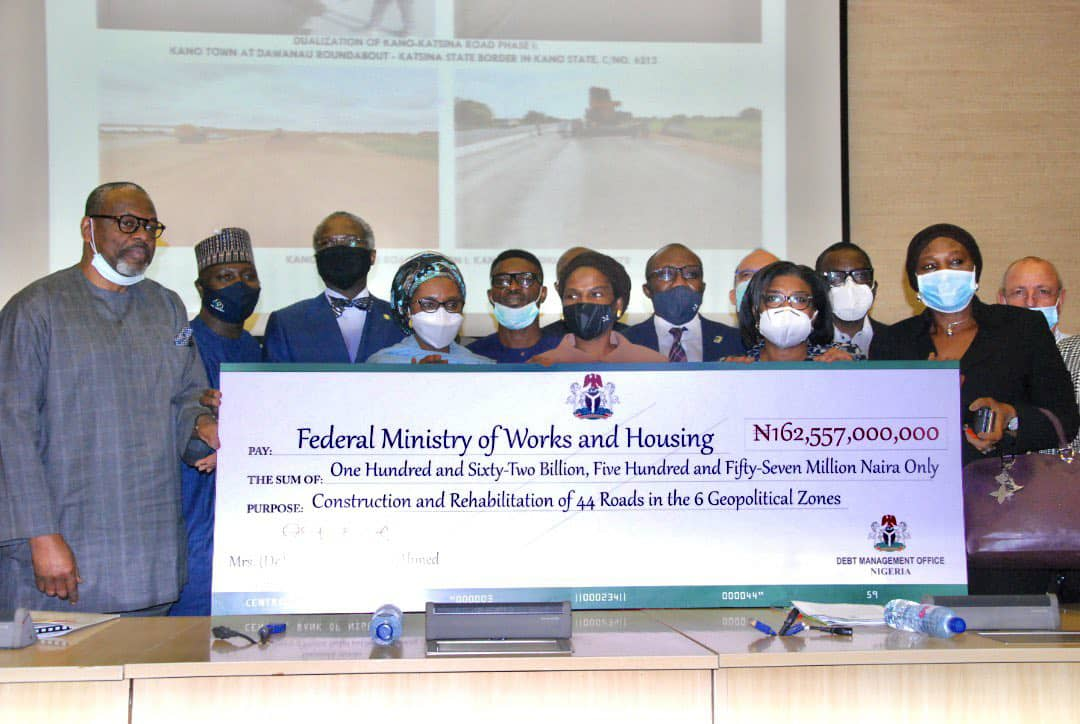 N162.5bn SUKUK funds for Federal Road Projects in 6 Geo-Political Zones