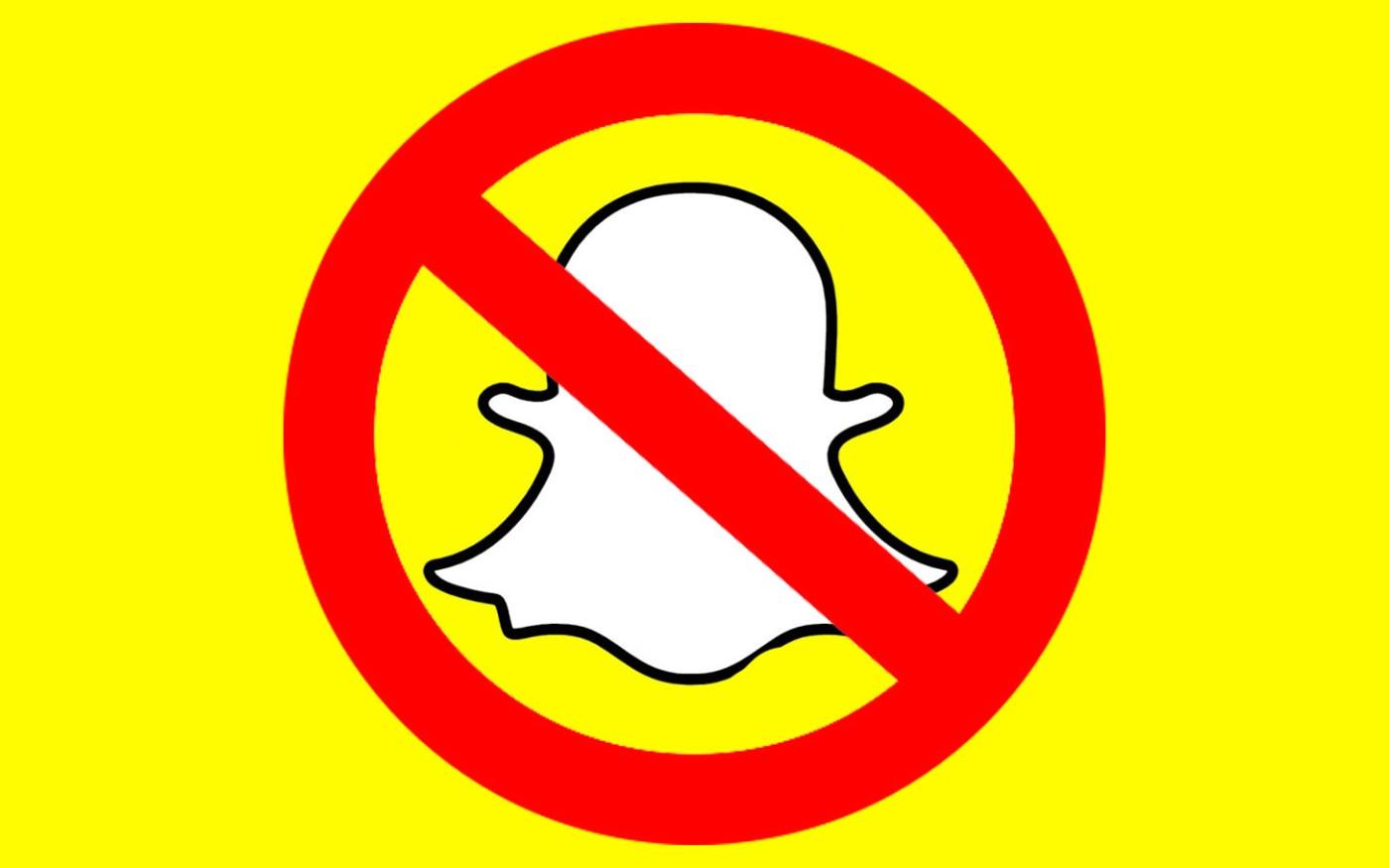 snapchat-youtube-trump-ban