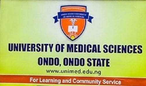 University Of Medical Sciences Ondo State