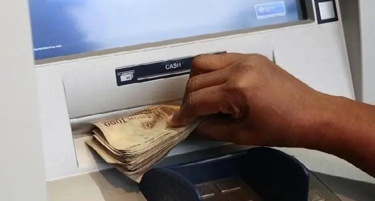ATM Dispense Error