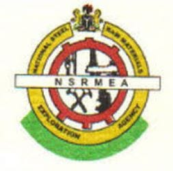 National Steel Raw Materials Exploration Agency