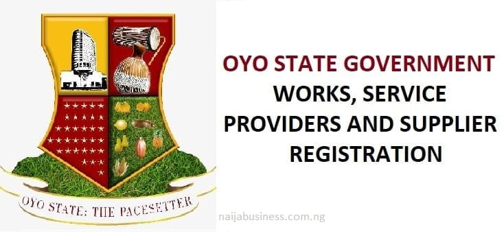 Oyo State Government Contractor Registration
