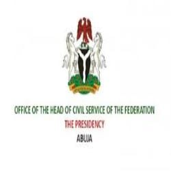 Office Of The Head Of Civil Service Of The Federation