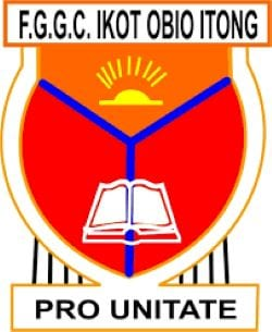 Federal Government Girls College, Ikot-Obio-Itong