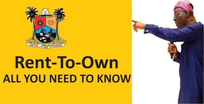 Lagos Rent-to-Own housing Scheme