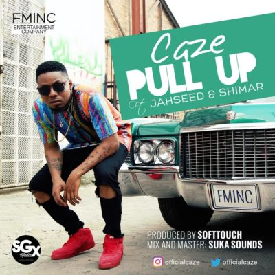 CaZe – Pull Up feat. Jahseed & Shimar