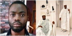 Yahoo Boy Who Impersonated Ooni Of Ife Dupes Two U.S Ladies