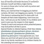 Yeah! Lanre Gentry Apologizes To Mercy Aigbe Publicly