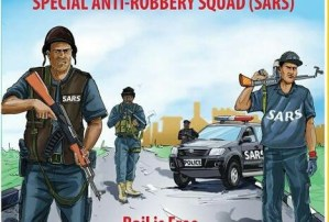 #endsars: 5 Reasons Why SARS Must Not Be Abolished By Nwachibuzor