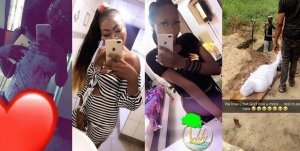 """Nigerian Facebook Big Girl mysteriously dies, friends say she was used by """"yahoo boys"""" for rituals (VIDEO/PHOTOS)"""