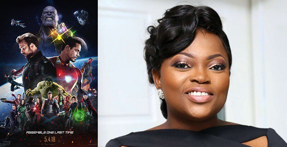 "Wow! Akindele-Bello to feature in ""Avengers: Infinity War"""