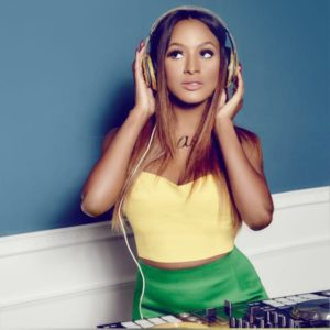 VIDEO: See What DJ Cuppy Did To President Of France & President Of Senegal