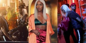 Wizkid Celebrates Tiwa Savage's 38th Birthday With These 5 Pictures