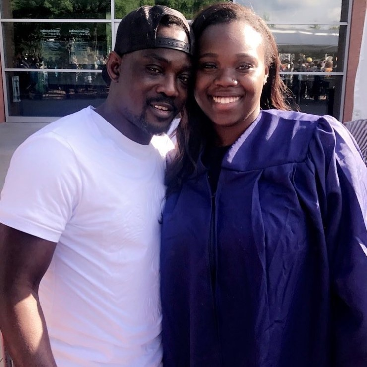 Veteran Fuji & Hiphop Singer Pasuma Celebrates Daughter As She Graduates From US University (Photo)