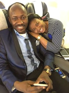 Apostle Johnson Suleman & Wife Celebrate 14th Wedding Anniversary (Then Vs Now Pics)
