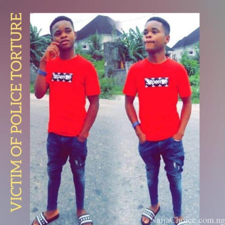 Young Man Allegedly Tortured To Death By Police After Being Labeled A Yahoo Boy In Delta (Photos)