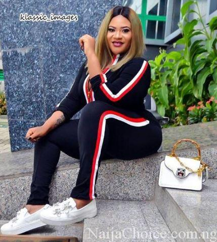 I'd Become A Fool For Love For N500million - Curvy Actress, Nkechi Blessing