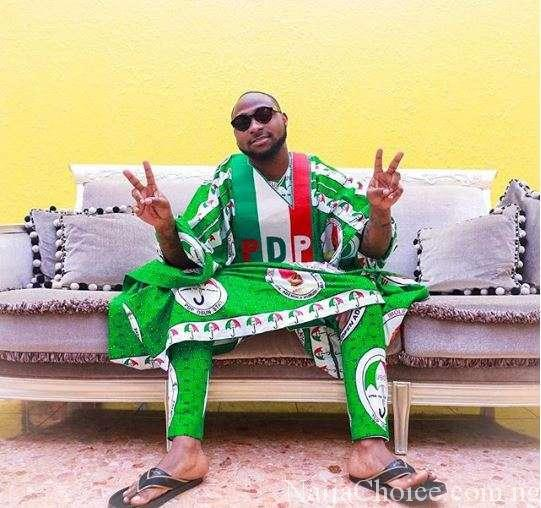 #OsunDecides2018: Davido Accuses INEC Of 'Daylight Robbery' In Osun Guber Election