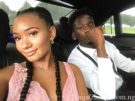 Mr. Eazi Speaks On His Love For Temi Otedola