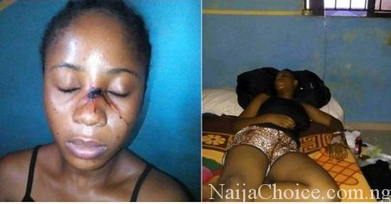 Students Nearly Lynch Auchi Polytechnic Lecturer After He Injured Their Female Classmates