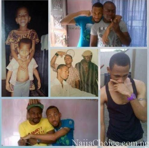 ThunderFirePoverty! Check Out Before And Now Photos Of Phyno As He Celebrates His 32nd Birthday