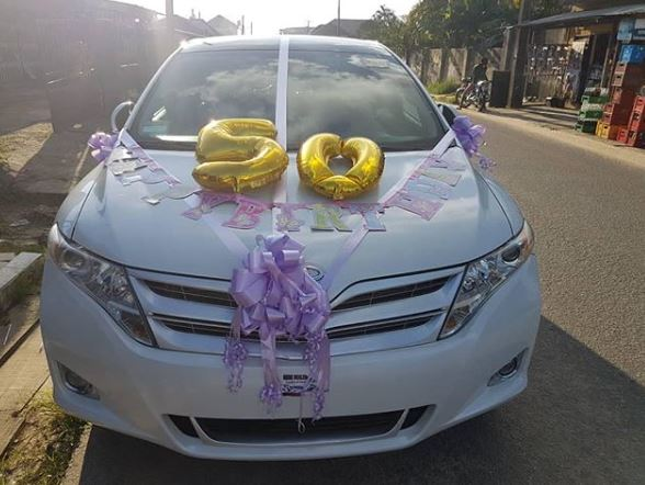 Wow: Comedian, Akpororo Surprises His Mum With A Brand New Car In Church On Her Birthday (Video)