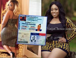 » Curvy Ghanaian Actress, Moesha Boduong's Photo Used To Scam American Man