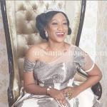 Beautiful Nigerian Actress, Oge Okoye Releases Stunning Photo To Celebrate 38th Birthday