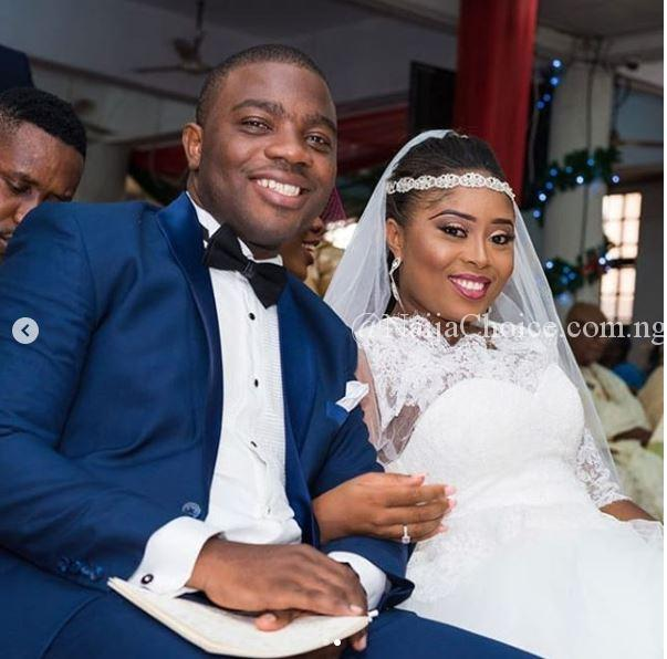 Gospel Star, Benita Okojie Showers Husband With Sweet Words On Their 2nd Wedding Anniversary