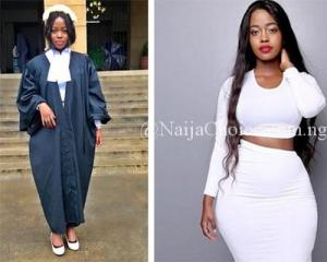 My Beauty Misleads People To Think I'm Dumb - Instagram Slay Queen Who Is Also A Lawyer