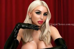 Transsexual Spends £87,000 To Look Like A Sex Doll (Photos)
