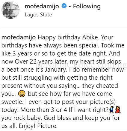 Love In The Air! Richard Mofe-Damijo Celebrates Wife's Birthday With Heartwarming Words (Photos)