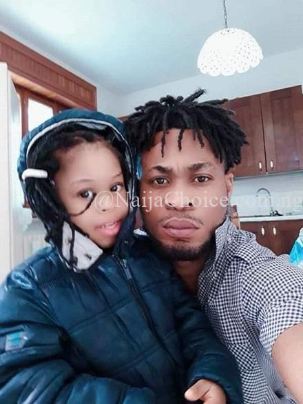 Nigerian Man Dies In Italy After Daughter Was 'Forcefully' Adopted By Govt (Photos)