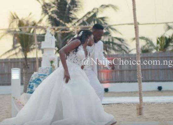 Simi And Adekunle Gold's Wedding Pictures Are Finally Out