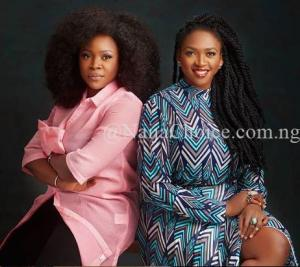 Singers, Omawumi And Waje Combine Forces To Launch Media Company