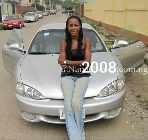Too Much Money: Linda Ikeji Shares Throwback Photos Of Her Cars