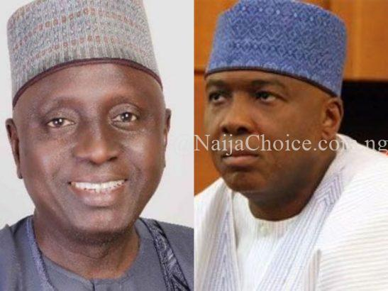Saraki Finally Congratulates Oloriegbe Who Defeated Him
