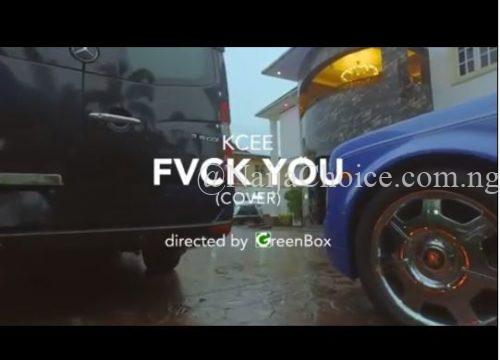 """DOWNLOAD MP3: Kcee – """"Fvck You"""" (Cover)"""