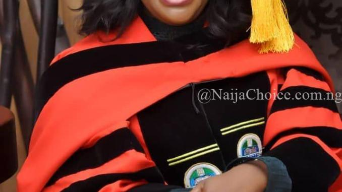 Helen Paul Praises Her Husband For Being Supportive