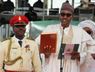 Buhari Sets New Record, Fails To Deliver Inauguration Speech