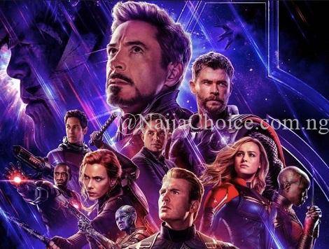 Guess The Huge Amount Nigerians Spent On 'Avengers: Endgame' In First Week