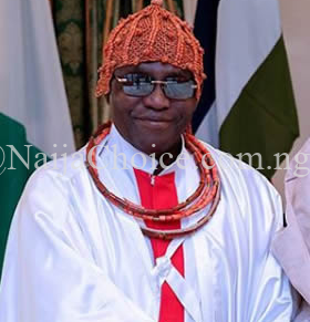 Oba of Benin has banned the wearing of beads in his kingdom